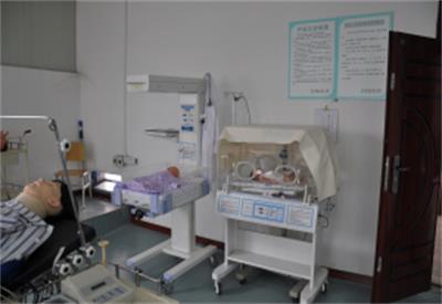 重庆市护士学校实训室