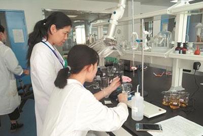 重庆市医药科技学校药品检验