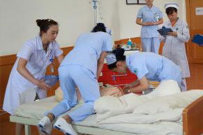 重庆市医药卫生学校护理专业