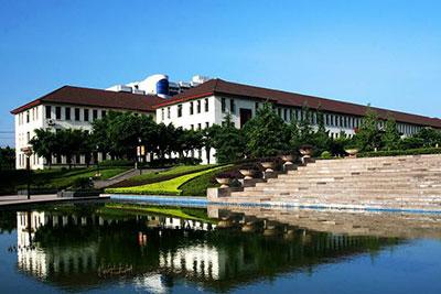 重庆医科大学校园环境
