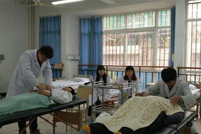 重庆医药高等专科学校康复治疗技术专业