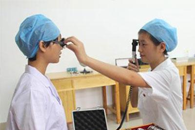 重庆医药高等专科学校眼视光技术专业