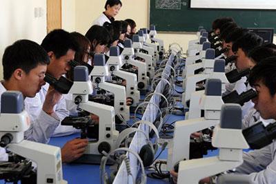 重庆医药高等专科学校医学检验技术专业