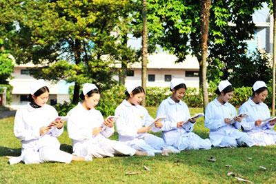 重庆知行卫生学校护理专业